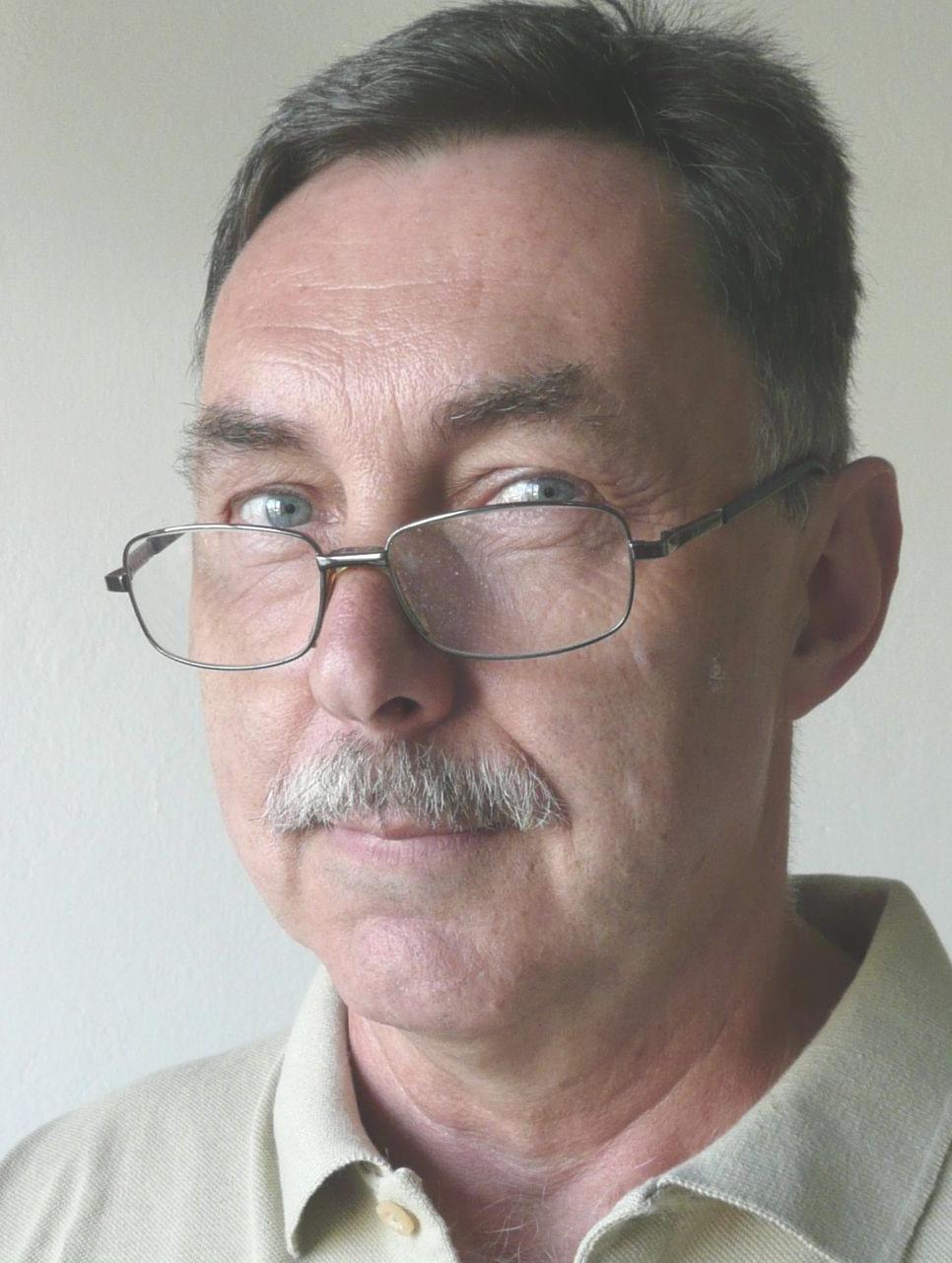 Mug shot of Eduard Petrovsky
